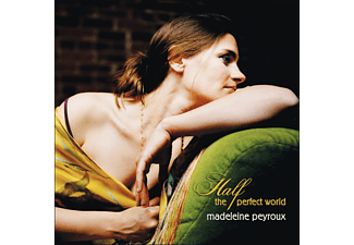 Madeleine Peyroux Half The Perfect World Jazz/Blues CD
