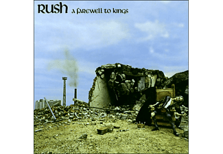 Rush - Farewell To Kings - (CD)