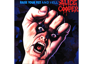Alice Cooper - Raise Your Fist&Yell [CD]