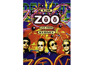 U2 - Zoo TV [DVD]