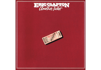 Eric Clapton - Another Ticket [CD]