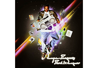 Lupe Fiasco - Lupe Fiasco's Food & Liquor [CD]
