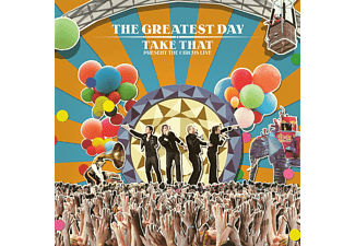 Take That - The Circus Live (CD)