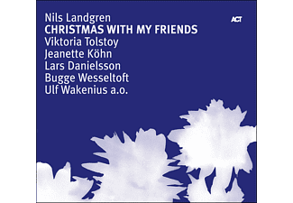 Nils Landgren - Christmas With My Friends - (CD)