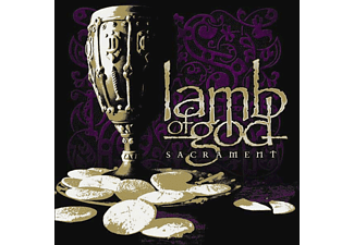 Lamb of God - SACRAMENT - (CD)