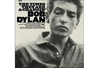 Bob Dylan - THE TIMES THEY ARE A CHANGING [CD]