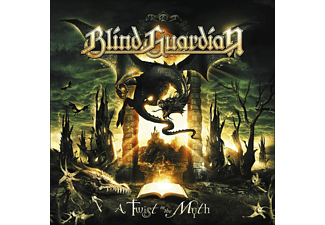 Blind Guardian - Blind Guardian - A Twist In The Myth - (CD)