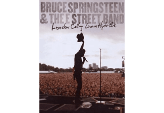 Bruce Springsteen;The E Street Band - E Street Band - London Calling - Live In Hyde Park [Blu-ray]