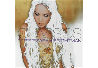 Brightman Sarah - CLASSICS - THE BEST OF SARAH BRIGHTMAN [CD]