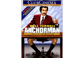 Anchorman - Die Legende von Ron Burgundy [DVD]