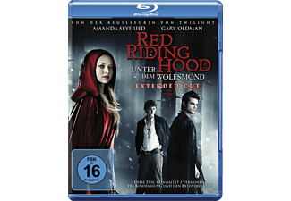 Red Riding Hood Extended Version Fantasy Blu-ray