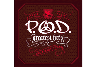 P.O.D. - Greatest Hits (Atlantic Years) [CD]
