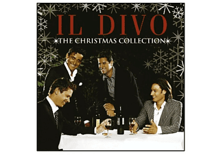 Il Divo - THE CHRISTMAS COLLECTION - (CD)