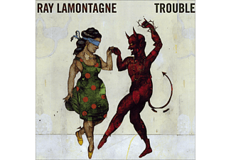 Ray Lamontagne - Trouble [CD]
