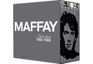 Peter Maffay - Maffay Audiothek 1980-1988 [CD]