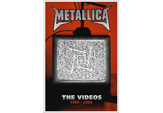 Metallica The Videos 1989 - 2004 DVD