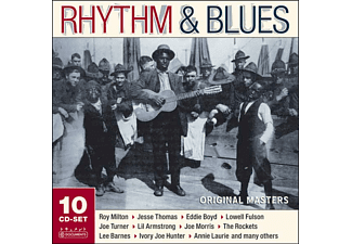 Div Blues - Rhythm & Blues-Original Masters-Wallet Box [CD]