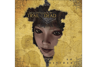 The Trail Of Dead, And You Will Know Us By The Trail Of Dead - So Divided [CD]