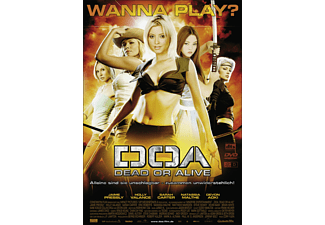 Dead Or Alive - (DVD)