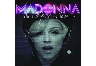 Madonna - The Confessions Tour [DVD + CD]