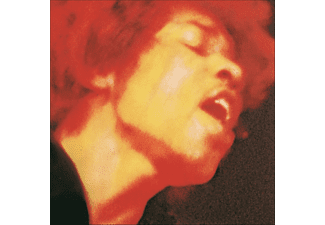 Jimi Hendrix - Electric Ladyland - (CD)