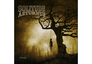 Solitude Aeturnus - Alone - (CD)