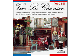 Various - Vive La Chanson [CD]