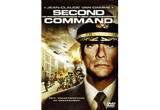 Second in Command - (DVD)
