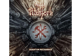 Project Pitchfork - Quantum Mechanics [CD]