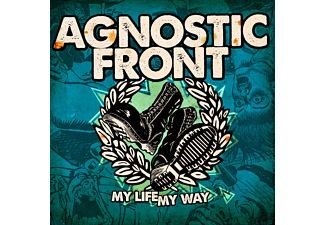 Agnostic Front - My Life My Way - (CD)