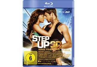 STEP UP 3 Tanzfilm Blu-ray 3D