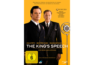 The King's Speech - Die Rede des Königs - (DVD)