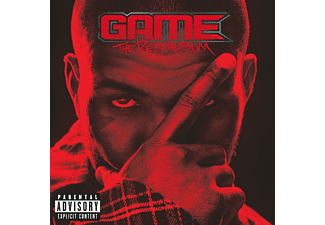 The Game The R.E.D. Album HipHop CD