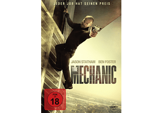 The Mechanic Action DVD