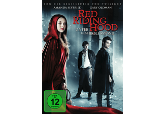 Red Riding Hood Fantasy DVD