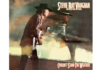 Stevie Ray And Double Trouble Vaughan - Couldn't Stand The Weather (Legacy Edition) [CD]