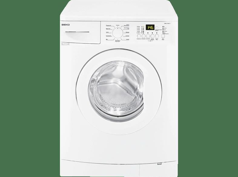 BEKO Waschmaschine WML 51431 E A+ 1400 U/Min - MediaMarkt