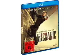 MECHANIC Action Blu-ray