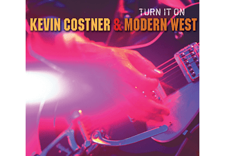 Kevin & Modern West Costner - Turn It On [CD]