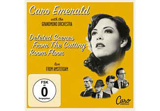 Caro Emerald - Caro Emerald - Deleted Scenes From The Cutting Room Floor (Live) - (CD + DVD Video)