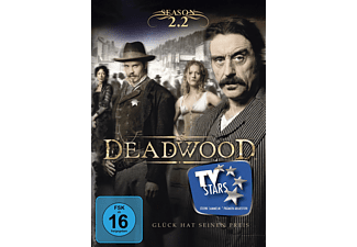 Deadwood - Staffel 2.2 [DVD]