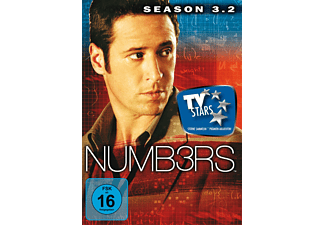 Numbers - Staffel 3.2 [DVD]