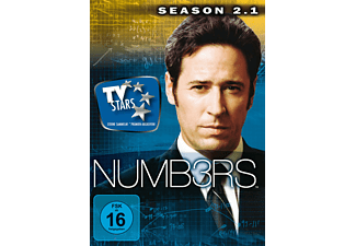 Numbers - Staffel 2.1 [DVD]