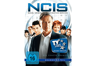 Navy CIS - Staffel 5.1 [DVD]