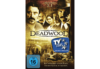 Deadwood - Staffel 1.1 [DVD]