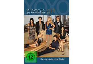Gossip Girl - Staffel 3 Drama DVD