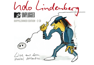 Udo Lindenberg - MTV UNPLUGGED - LIVE AUS DEM HOTEL ATLANTIC [CD]