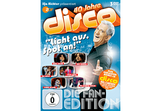 VARIOUS - Disco Fan Collection: Disco Mit Ilja Richter [DVD]