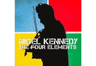 Nigel Kennedy, Orchestra Of Life - The Four Elements [CD]