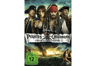 Pirates Of The Caribbean - Fremde Gezeiten - (DVD)